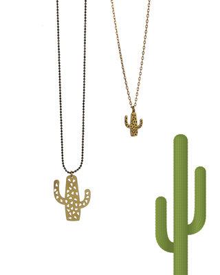 Cactus necklace